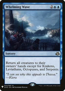 Tromba - Whelming Wave (Mystery Booster)