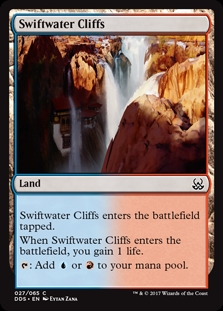 Acantilados aguasraudas - Swiftwater Cliffs