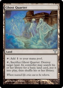 Cuartel fantasmal - Ghost Quarter