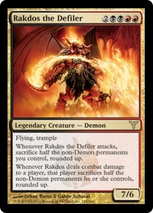 Rakdos el profanador - Rakdos the Defiler