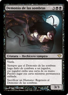 Demonio de las sombras - Fiend of the Shadows