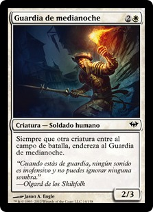 Guardia de medianoche - Midnight Guard