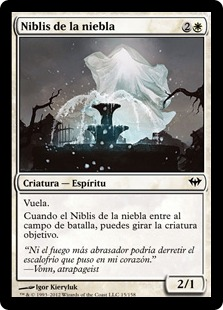 Niblis de la niebla - Niblis of the Mist