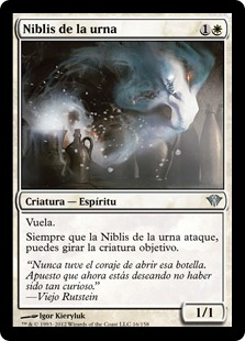 Niblis de la urna - Niblis of the Urn
