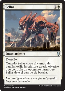 Sellar - Seal Away (Foil)