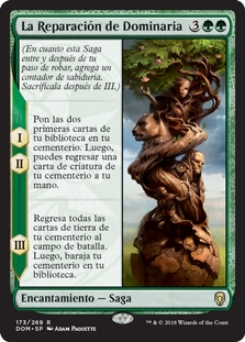 La Reparación de Dominaria - The Mending of Dominaria