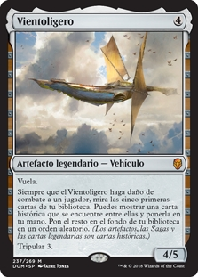 Vientoligero - Weatherlight