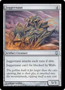 Destructor - Juggernaut (Foil)