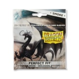 Protectores Dragon Shield Perfect Fit - Carga Lateral Smoke (x100)