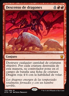 Descenso de dragones - Descent of the Dragons