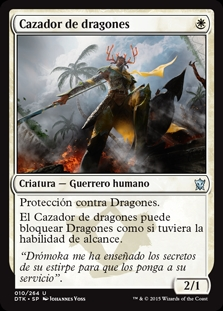 Cazador de dragones - Dragon Hunter