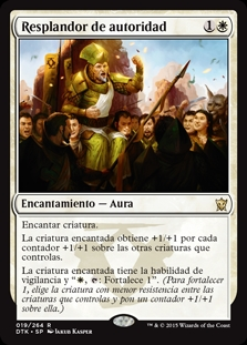 Resplandor de autoridad - Gleam of Authority