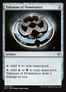 Talismán de la dominancia - Talisman of Dominance