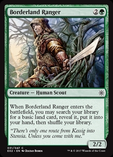 Guardabosque fronterizo - Borderland Ranger