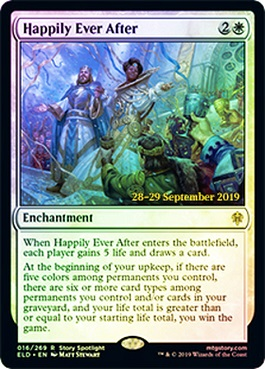 Felices para siempre - Happily Ever After (Pre-Release)(Foil)