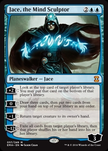 Jace, el escultor mental - Jace, the Mind Sculptor