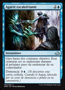 Agarre escalofriante - Chilling Grasp (Foil)