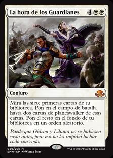 La hora de los Guardianes - Deploy the Gatewatch (Ruso)