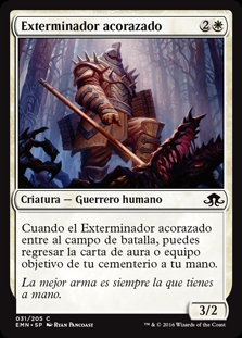 Exterminador acorazado - Ironclad Slayer