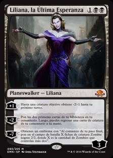 Liliana, la Última Esperanza - Liliana, the Last Hope