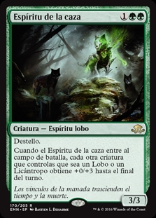 Espíritu de la caza - Spirit of the Hunt