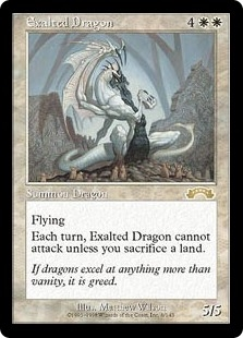 Dragón eminente - Exalted Dragon (MP)