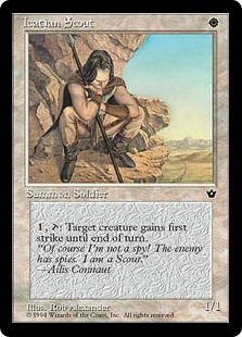 Icatian Scout (Rob Alexander)