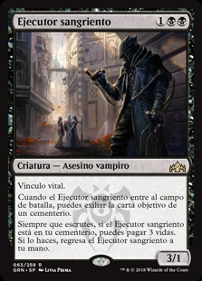 Ejecutor sangriento - Blood Operative