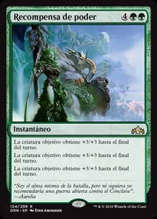 Recompensa de poder - Bounty of Might (Pre-Release)(Foil)