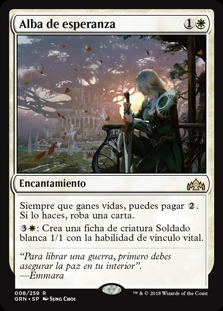 Alba de esperanza - Dawn of Hope (Foil)