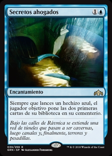 Secretos ahogados - Drowned Secrets