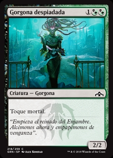Gorgona despiadada - Pitiless Gorgon