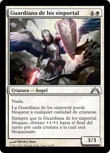 Guardiana de los sinportal - Guardian of the Gateless