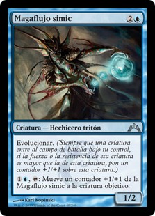 Magaflujo simic - Simic Fluxmage