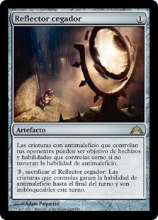 Reflector cegador - Glaring Spotlight
