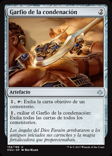 Garfio de la condenación - Crook of Condemnation