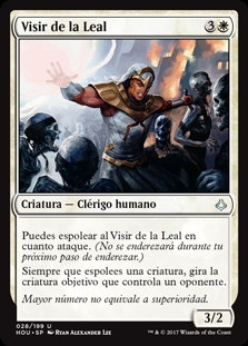 Visir de la Leal - Vizier of the True