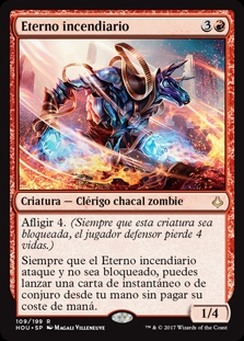 Eterno incendiario - Wildfire Eternal