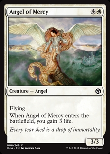 Ángel de piedad - Angel of Mercy (Foil)