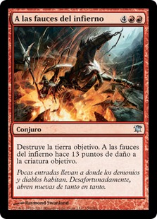A las fauces del infierno - Into the Maw of Hell