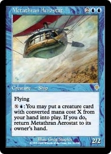 Dirigible Metathran - Metathran Aerostat (MP)