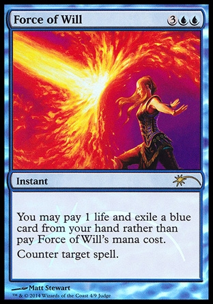 Fuerza de voluntad - Force of Will