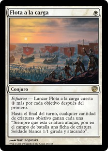Flota a la carga - Launch the Fleet