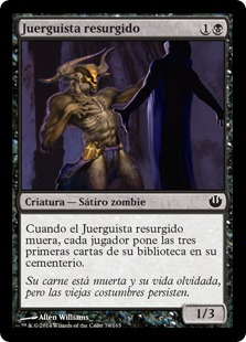 Juerguista resurgido - Returned Reveler
