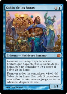 Sabio de las horas - Sage of Hours