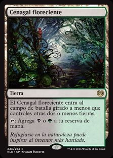 Cenagal floreciente - Blooming Marsh