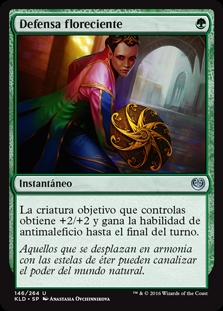 Defensa floreciente - Blossoming Defense