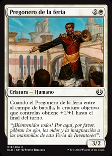 Pregonero de la feria - Herald of the Fair (Foil)