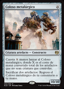 Coloso metalúrgico - Metalwork Colossus