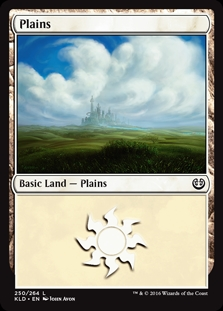 Llanura - Plains (Foil)